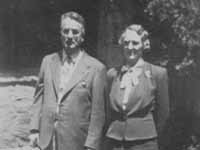 Dr. and Mrs. Couch in later years